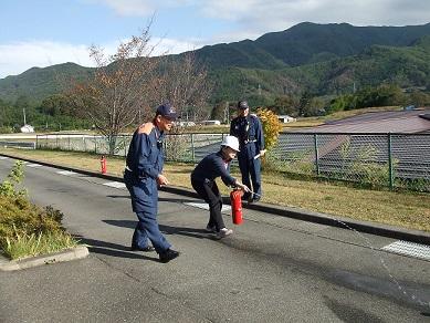 令和元年消火訓練